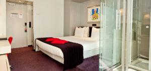 Hotelkamer Art Hotel Amsterdam **** - Westcord Hotels