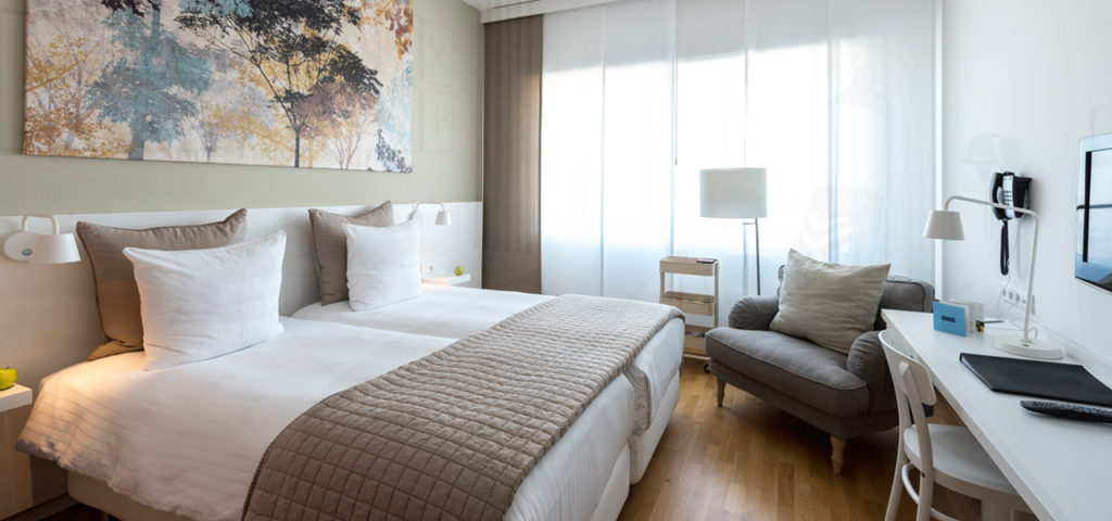 WHD – Comfort Twin Room - WestCord Hotels