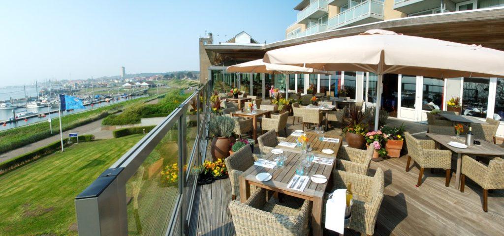 Terras Waddenzee Hotel Schylge - Westcord Hotels