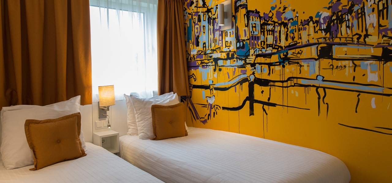Westcord Art Hotel  Stars
