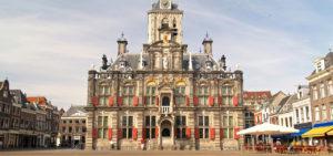Het Stadhuis in Delft - Westcord Hotels