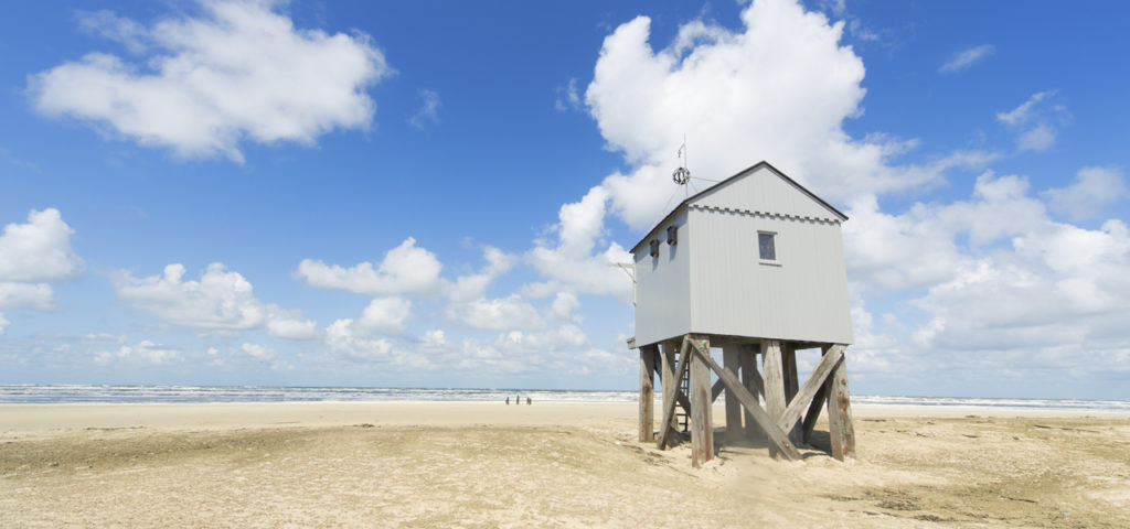 Strand op Terschelling - Westcord Hotels