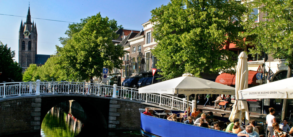 City Tour Delft - WestCord Hotels