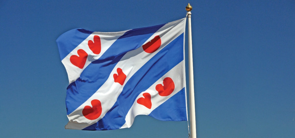 Friese vlag - Westcord Hotels