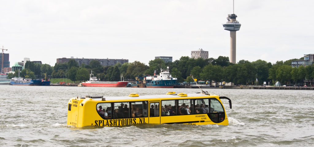 Waterbus Package - WestCord Hotels