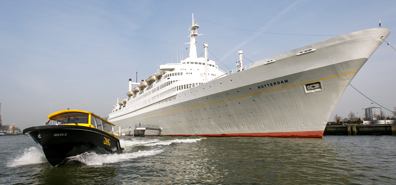Ss Rotterdam Hotel Westcord Hotels