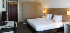 Superieur Zeezijde Kamer WestCord Hotel Schygle - Westcord Hotels