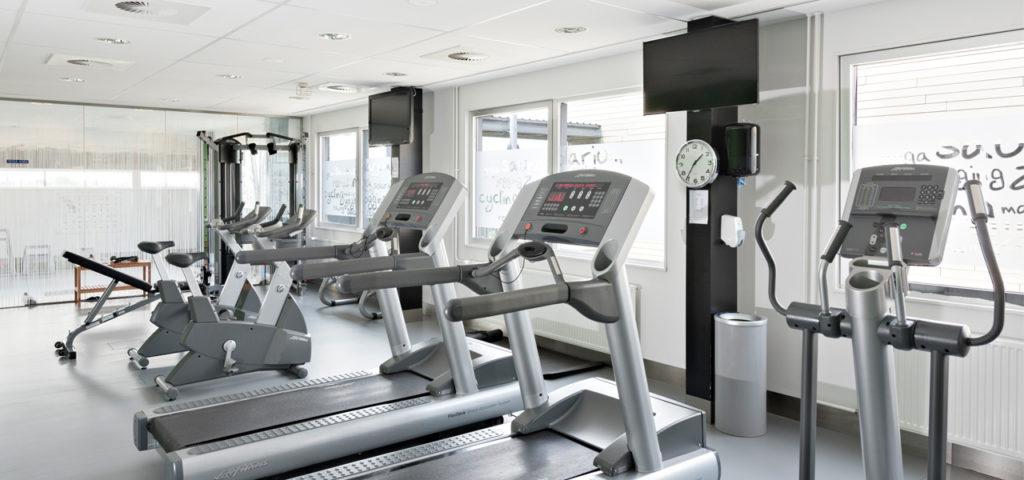 Fitness bij WestCord Hotel Delft - Westcord Hotels
