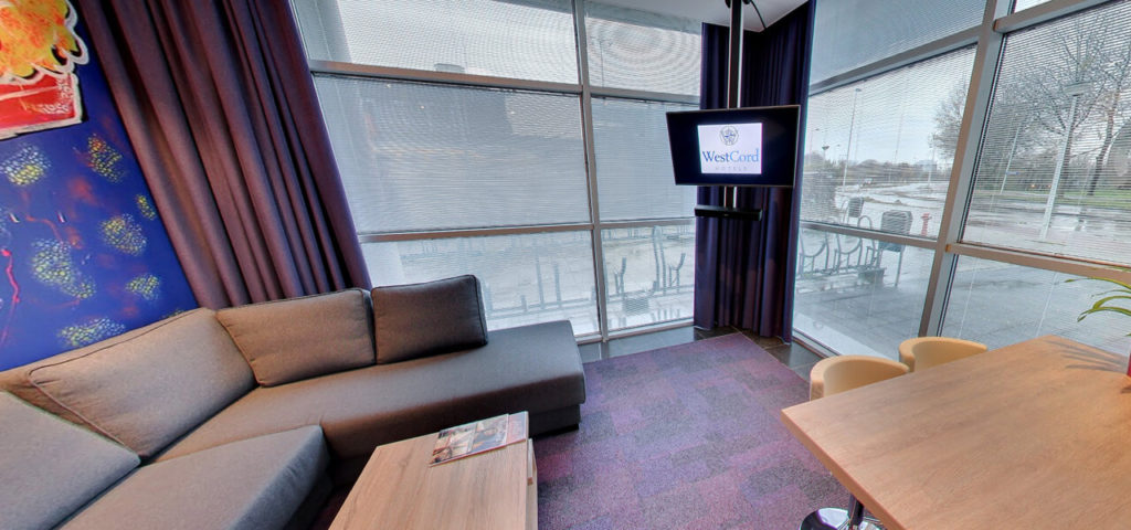 360º photo Apartment Art Hotel Amsterdam **** - Westcord Hotels