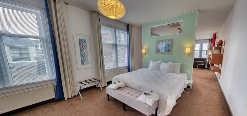 360º photo Roof Terrace Room - Westcord Hotels