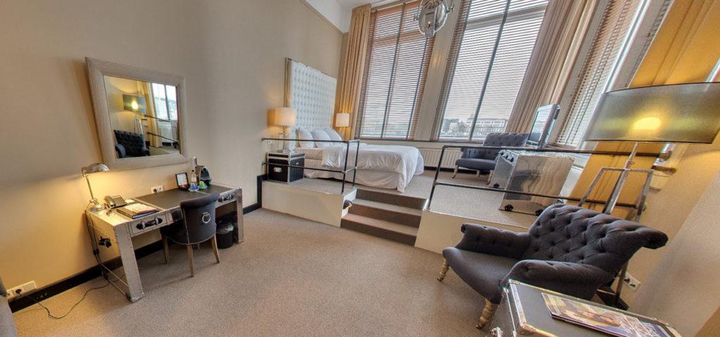 360º photo Corner Room - Westcord Hotels