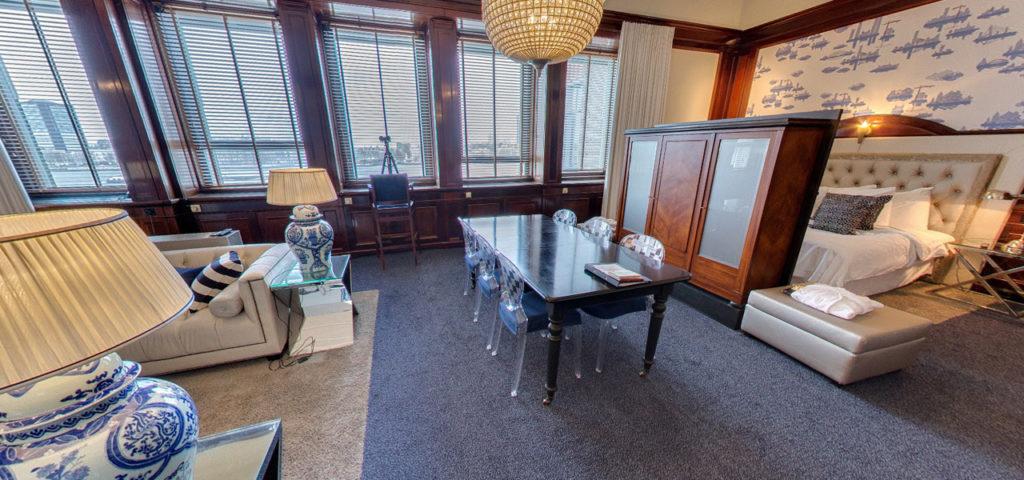 360º photo Maas Suite - Westcord Hotels