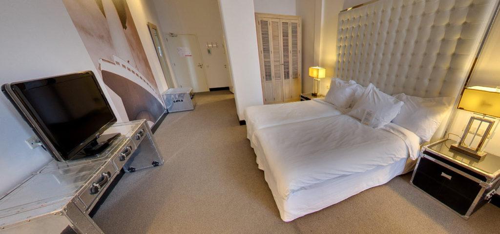 A look inside Hotel New York Rotterdam - WestCord Hotels