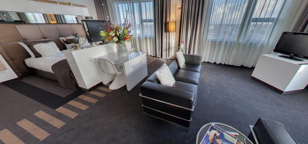 360º photo Bridal Suite WestCord WTC Hotel Leeuwarden - Westcord Hotels
