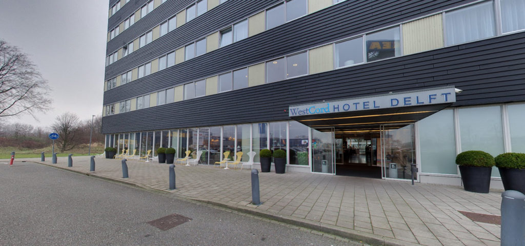 360º photo outside WestCord Hotel Delft - Westcord Hotels