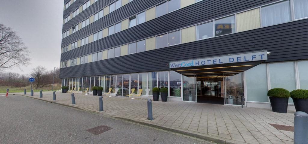 360º photo outside WestCord Hotel Delft - Westcord Hotels