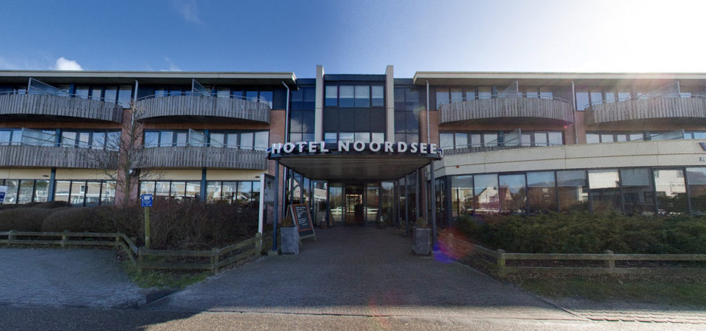 360º photo outside WestCord Hotel Noordsee - Westcord Hotels