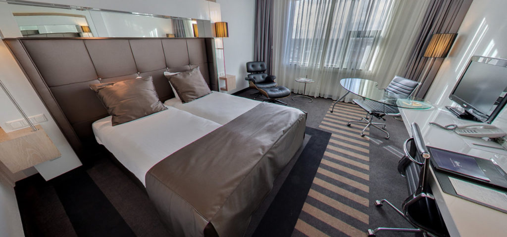 360º photo Business Deluxe Room WestCord WTC Hotel Leeuwarden - Westcord Hotels