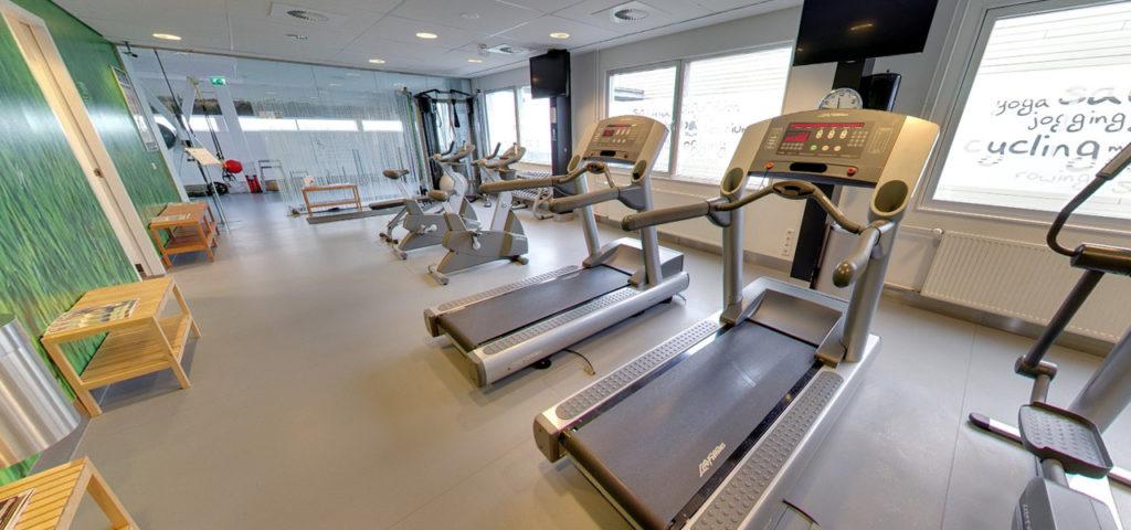 360º photo fitness & sauna WestCord Hotel Delft - Westcord Hotels