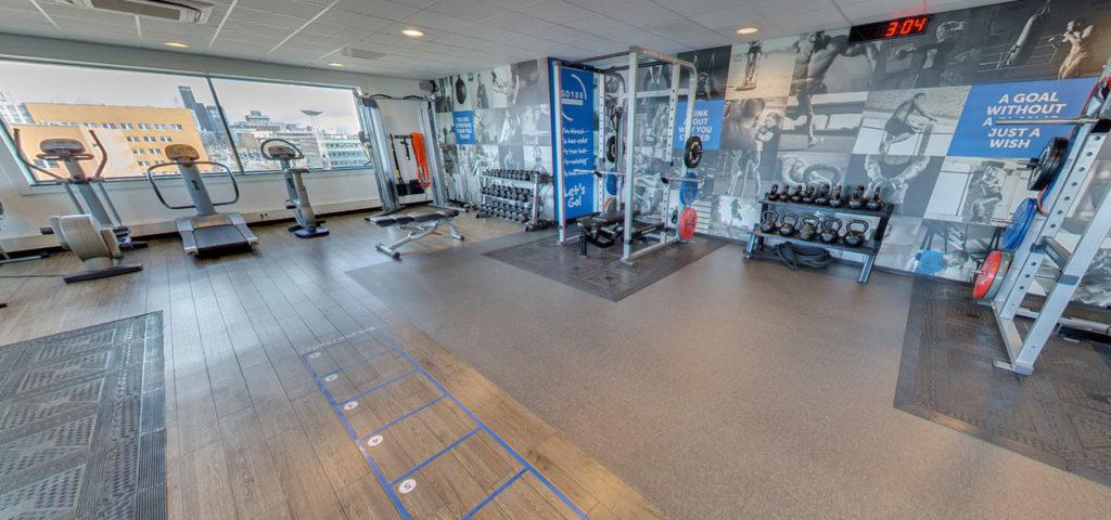 360º photo fitness WestCord WTC Hotel Leeuwarden - Westcord Hotels