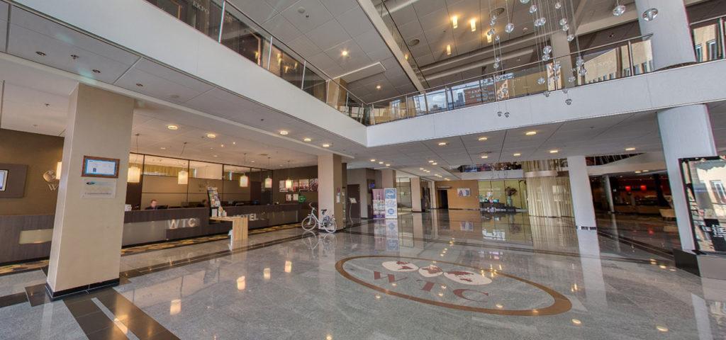 360º photo entrance WestCord WTC Hotel Leeuwarden - Westcord Hotels