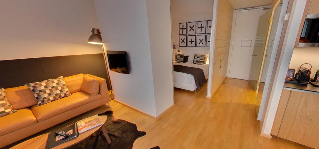 360º photo Studio 'Cognac' WestCord Hotel Delft - Westcord Hotels