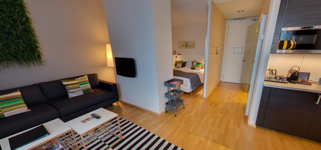 360º photo Studio 'Green' WestCord Hotel Delft - Westcord Hotels