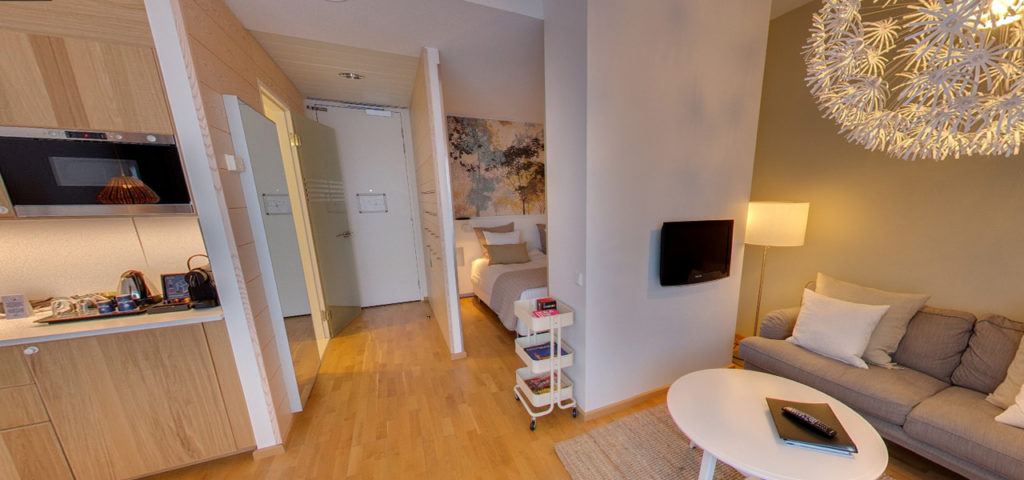 360º photo Studio 'Natural' WestCord Hotel Delft - Westcord Hotels