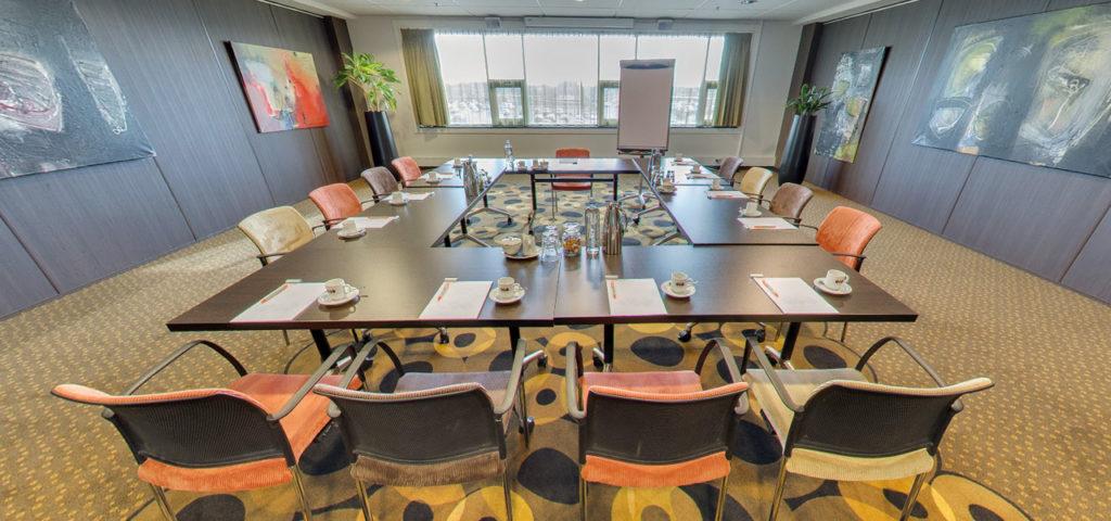 360º photo meeting room 'London' WestCord WTC Hotel Leeuwarden - Westcord Hotels