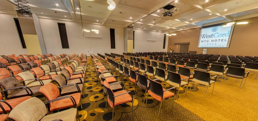 360º photo meeting room 'New York' WestCord WTC Hotel Leeuwarden - Westcord Hotels