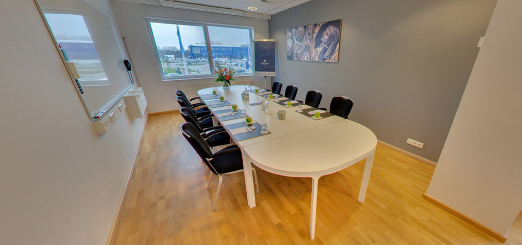 360º photo meeting room 'Oslo' WestCord Hotel Delft - Westcord Hotels