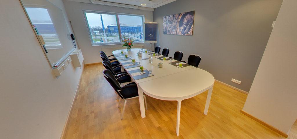 360º photo meeting room 'Oslo' WestCord Hotel Delft - Westcord Hotels