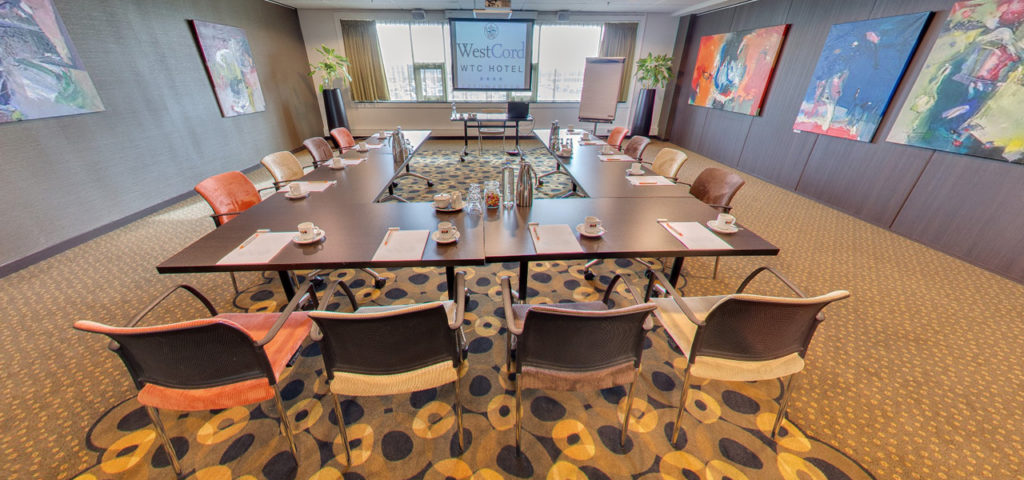 360º photo meeting room 'Paris' WestCord WTC Hotel Leeuwarden - Westcord Hotels