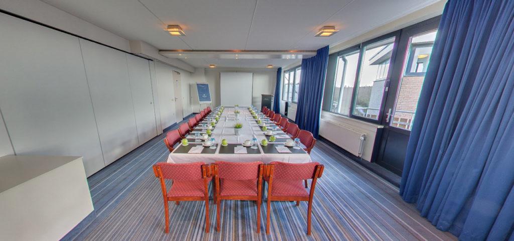 360º photo meeting room 'Waddenzee' WestCord Hotel Noordsee - Westcord Hotels