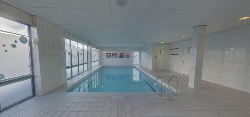 360º photo swimming pool WestCord Hotel Noordsee - Westcord Hotels