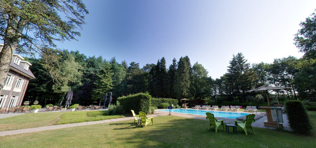 360º photo outdoor pool - Westcord Hotels