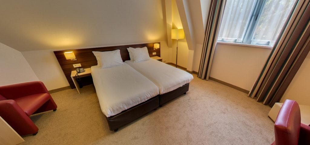 360º foto Comfort KamerWestCord Hotel de Veluwe - Westcord Hotels