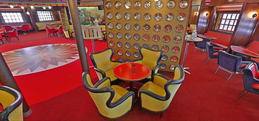 360º photo Ambassador's Lounge ss Rotterdam - Westcord Hotels