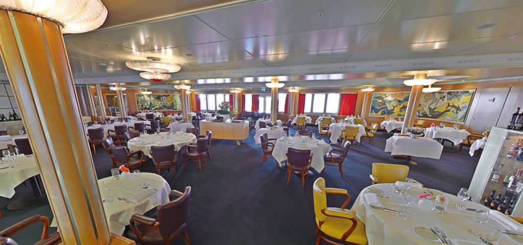360º photo Club Room ss Rotterdam - Westcord Hotels