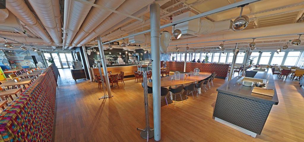 360º photo Lido Restaurant ss Rotterdam - Westcord Hotels