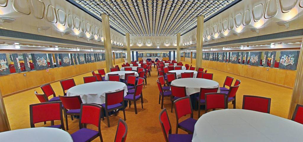 360º photo Odyssee Room ss Rotterdam - Westcord Hotels