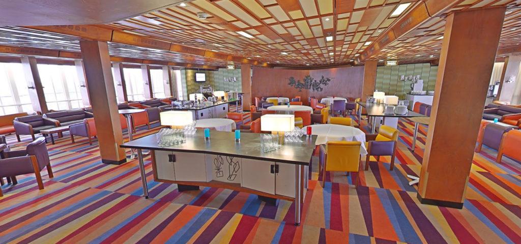 360º photo Smoking Lounge ss Rotterdam - Westcord Hotels