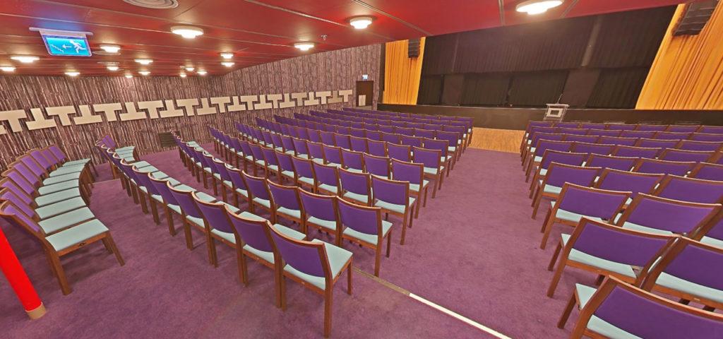 360º photo Theatre ss Rotterdam - Westcord Hotels