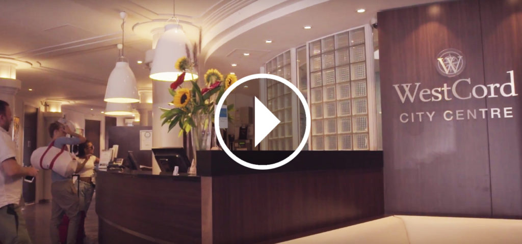 Video WestCord City Centre Hotel Amsterdam - Westcord Hotels