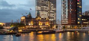 Hotel New York Rotterdam - Westcord Hotels