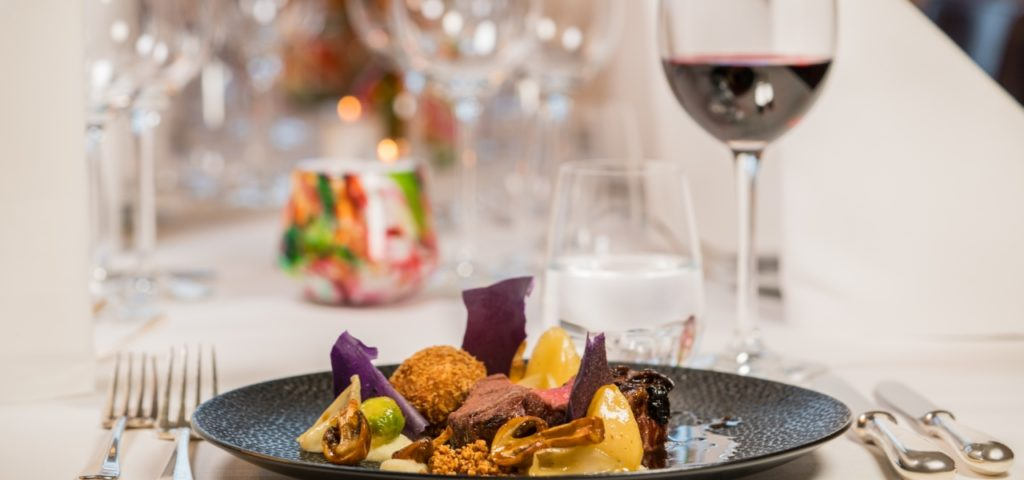 Fine dining package - WestCord Hotels