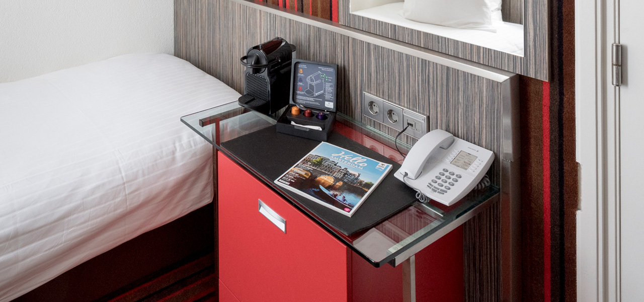Single Room - WestCord Hotels