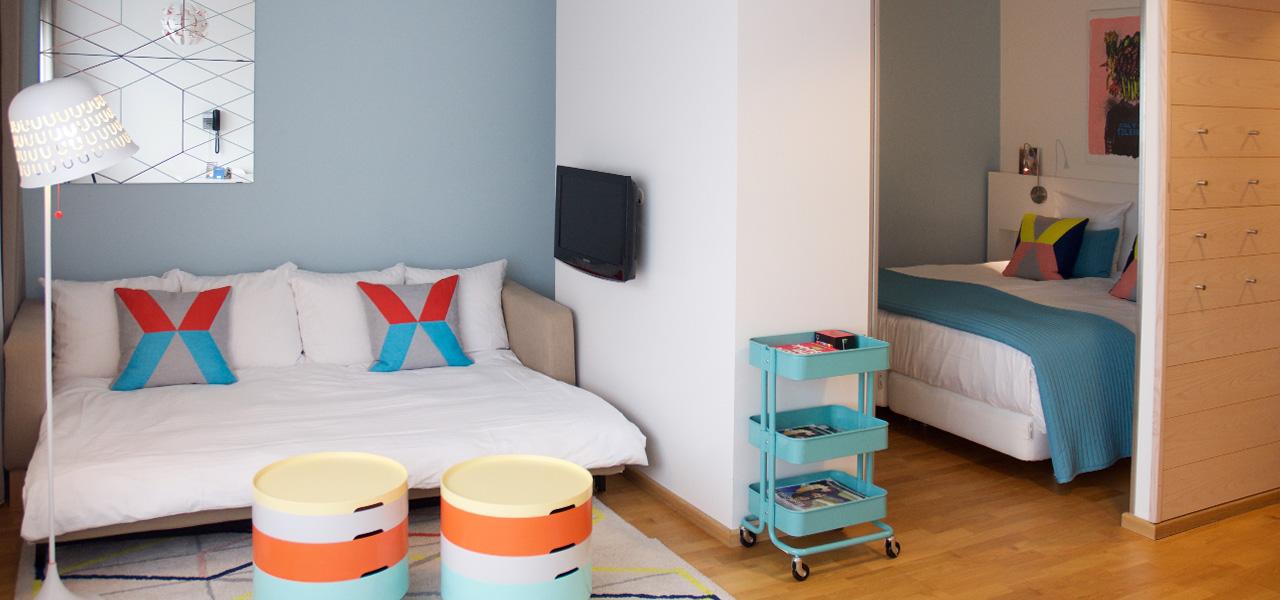 WHD – Familiekamer (EN) - WestCord Hotels
