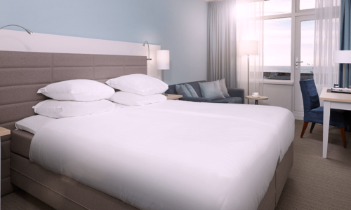 Superior Sea View Room - WestCord Hotels
