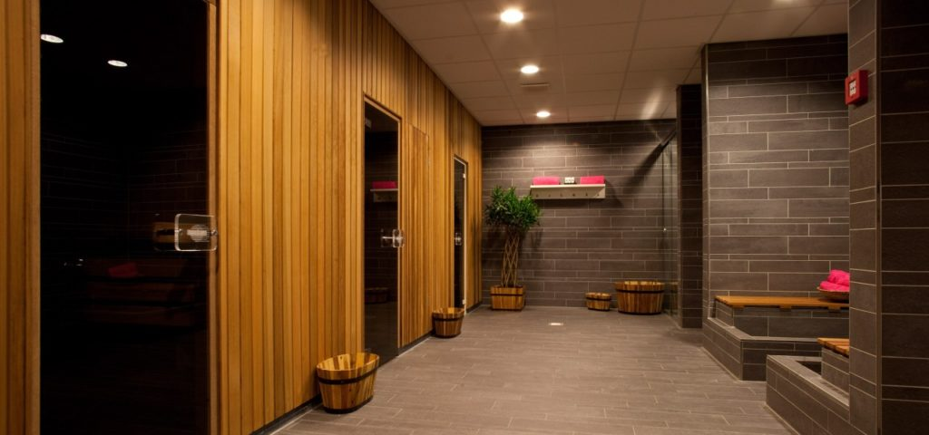Sauna WestCord Fashion Hotel Amsterdam - Westcord Hotels